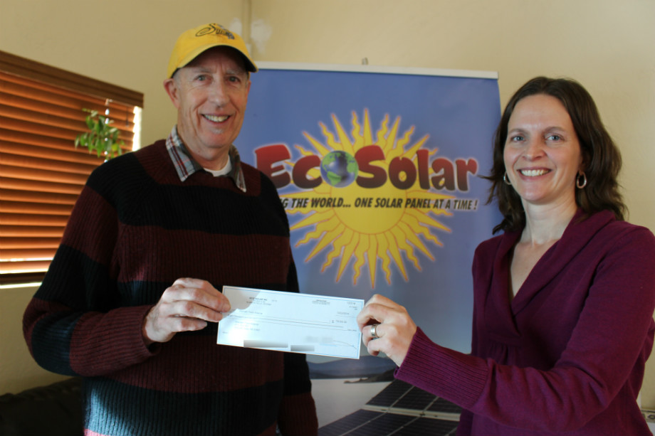 Thank you EcoSolar!